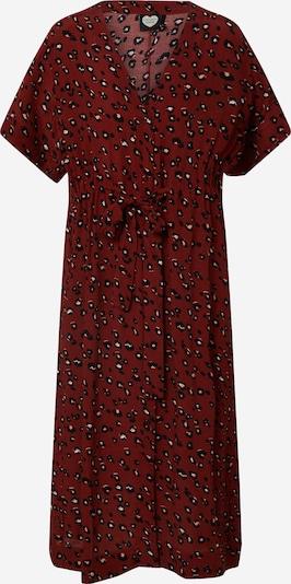 CATWALK JUNKIE Kleid in mischfarben / rostrot, Produktansicht