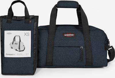 EASTPAK Reisetasche in blau / schwarz, Produktansicht