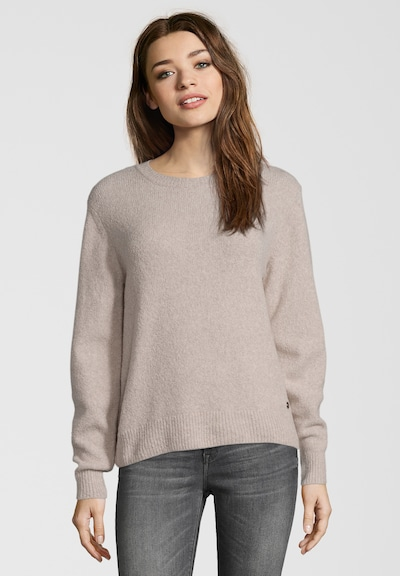 BETTER RICH Pullover 'CREW WIDE SLEEVE' in beige: Frontalansicht