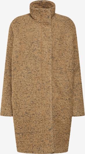 Rudeninis-žieminis paltas 'Hoff' iš Samsoe Samsoe , spalva - rusvai žalia: Vaizdas iš priekio