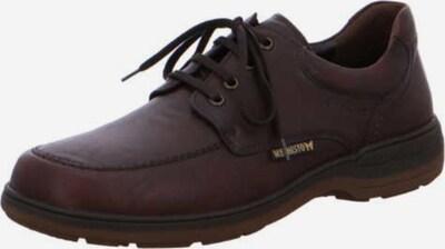 MEPHISTO Schnürschuhe in dunkelbraun, Produktansicht
