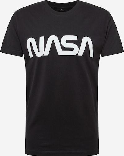 Mister Tee Majica 'NASA' u crna / bijela, Pregled proizvoda