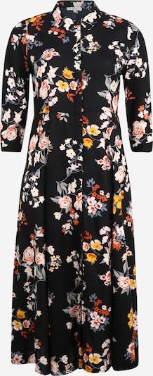 ABOUT YOU Curvy Dolga srajca 'Arlene' | mešane barve / črna barva, Prikaz izdelka
