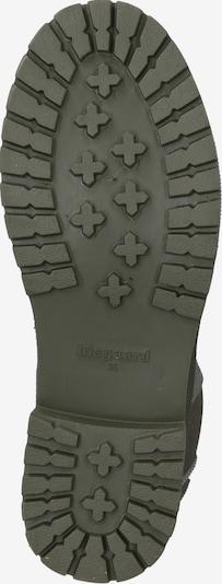 BISGAARD Gummistiefel 'RUBBER BOOT' in braun / grün / schwarz: Ansicht von unten