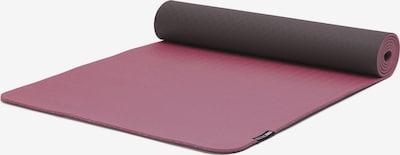 YOGISTAR.COM Yogamatte in rot, Produktansicht