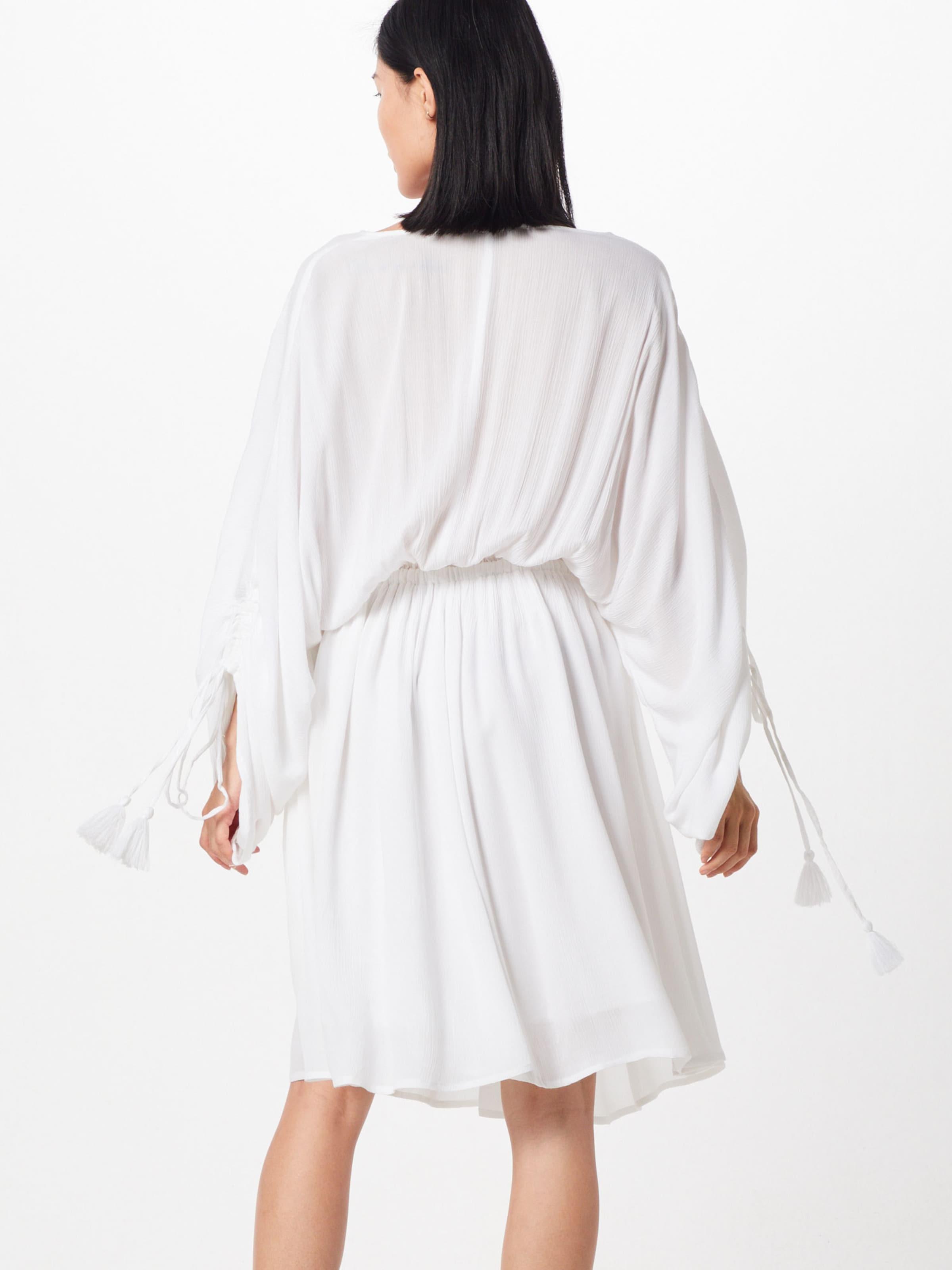 Opoku 'sahira' In Kleid Farina Weiß 8vmn0Nw