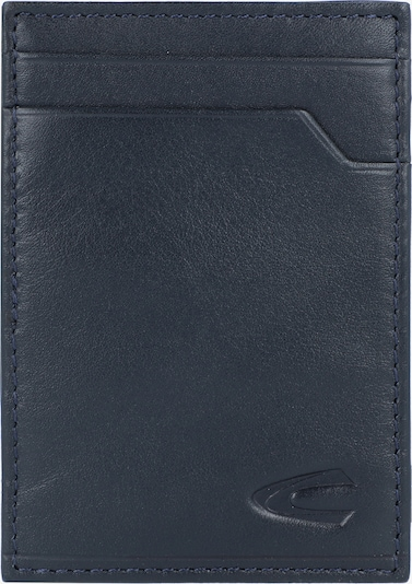 CAMEL ACTIVE Kreditkartenetui in dunkelblau, Produktansicht