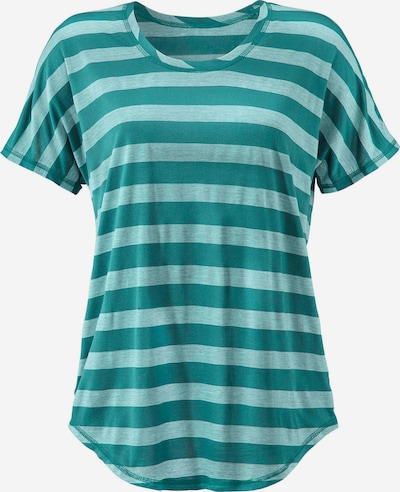 BEACH TIME T-Shirt in mint, Produktansicht