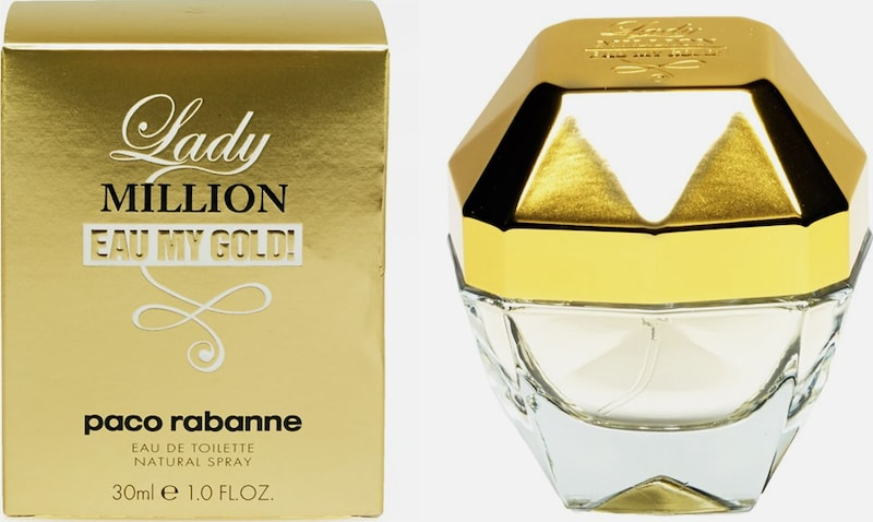 paco rabanne 'Lady Million Eau My Gold' Eau de Toilette