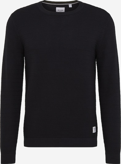 Only & Sons Pullover 'NATHAN' in schwarz, Produktansicht