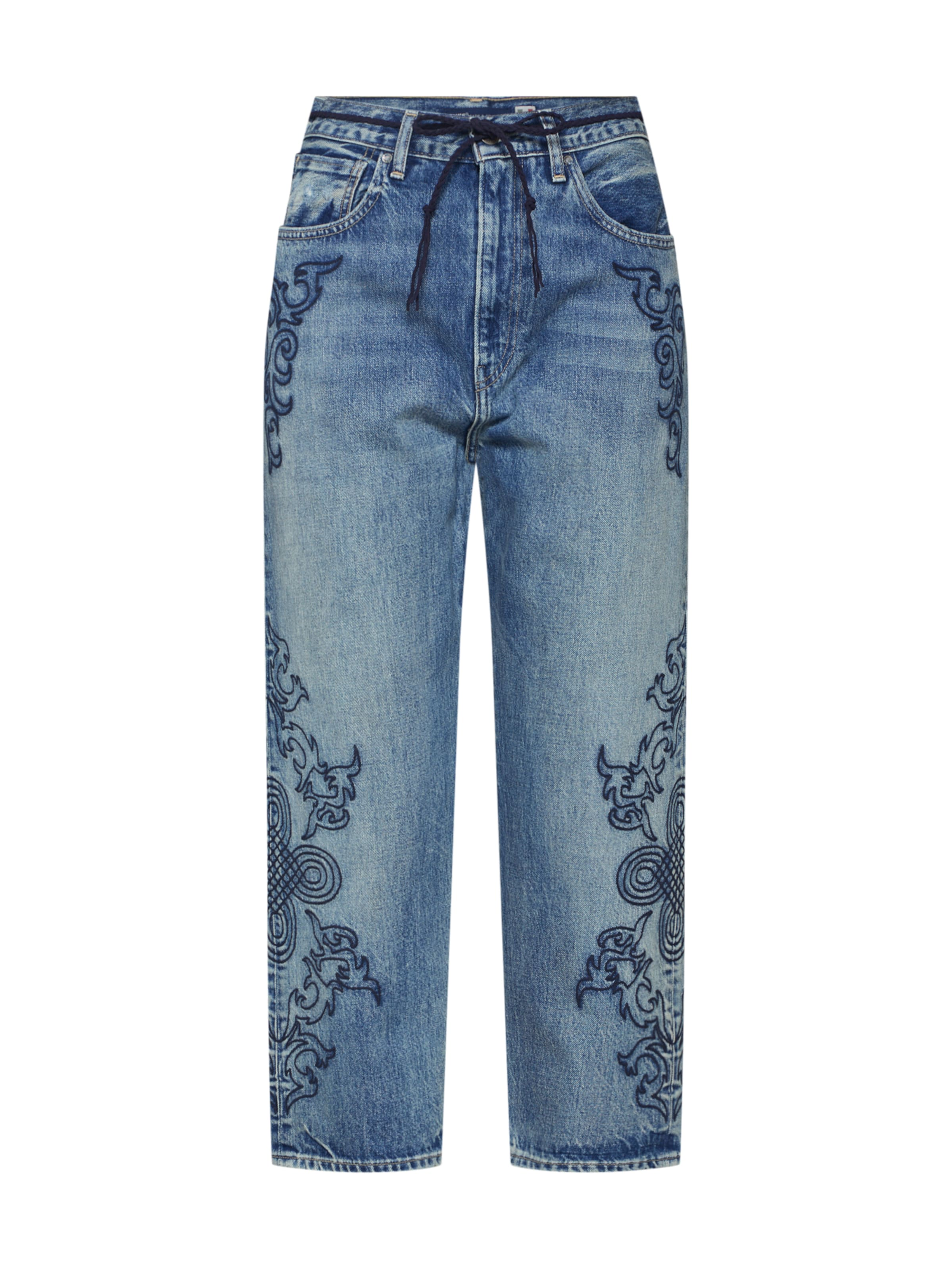 Denim Levi's Madeamp; Crafted 'lmc Blue Barrel' Jeans In tsQrCohxdB