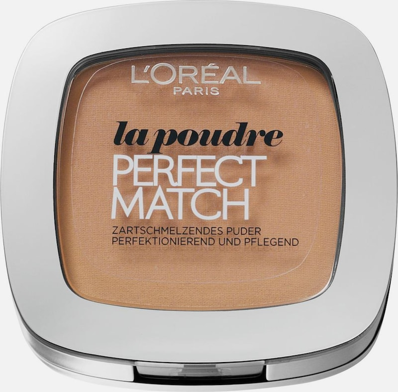 L'Oréal Paris 'Perfect Match Compact Puder' Puder in beige / nude / gold, Produktansicht