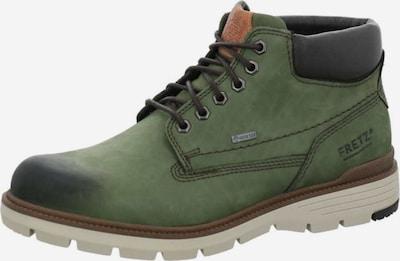 FRETZ MEN Stiefel in braun / grün / schwarz, Produktansicht