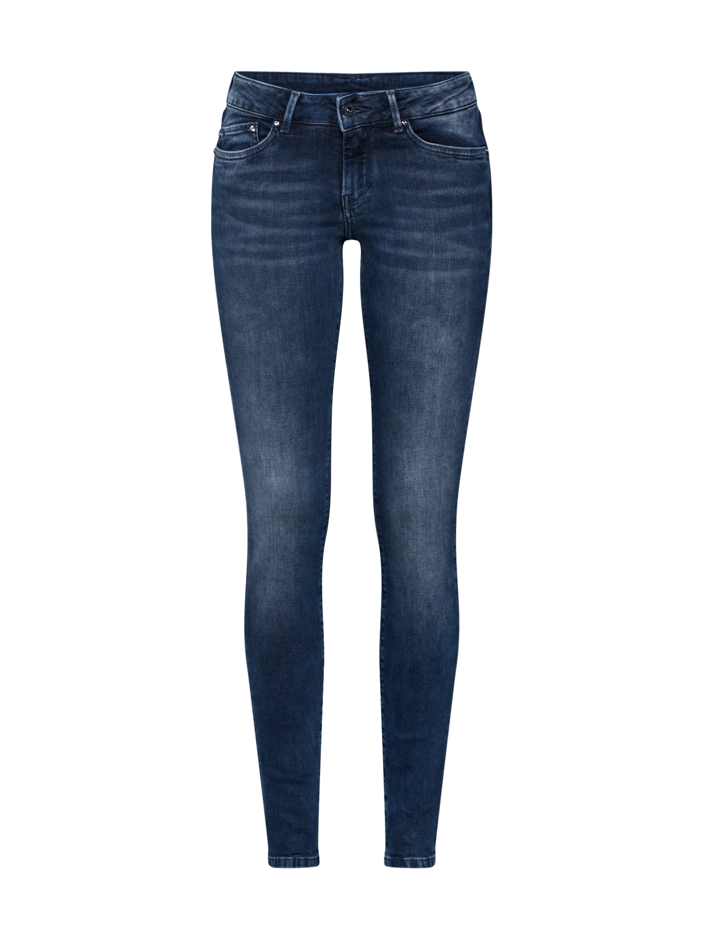 'pixie' Jeans In Blue Denim Pepe thCsrdQ