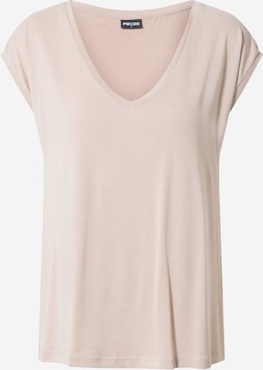 PIECES T-Shirt 'Kamala' in rosa, Produktansicht