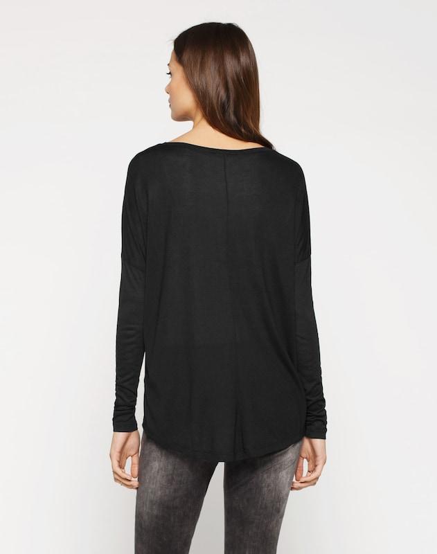 Mbym 'petrol' Noir shirt En T Oversize PyN0nwOvm8