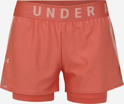 UNDER ARMOUR Pantalon de sport en orange, Vue avec produit