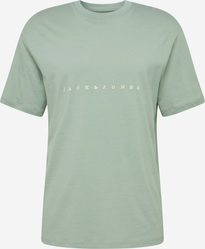JACK & JONES T-Shirt 'Copen' in grün: Frontalansicht