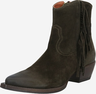 Billi Bi Cowboy boot 'Army Booties' in khaki, Item view