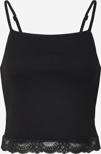 ABOUT YOU Top 'Tayra' in Black, Item view