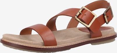 KICKERS Sandalen in rostbraun, Produktansicht