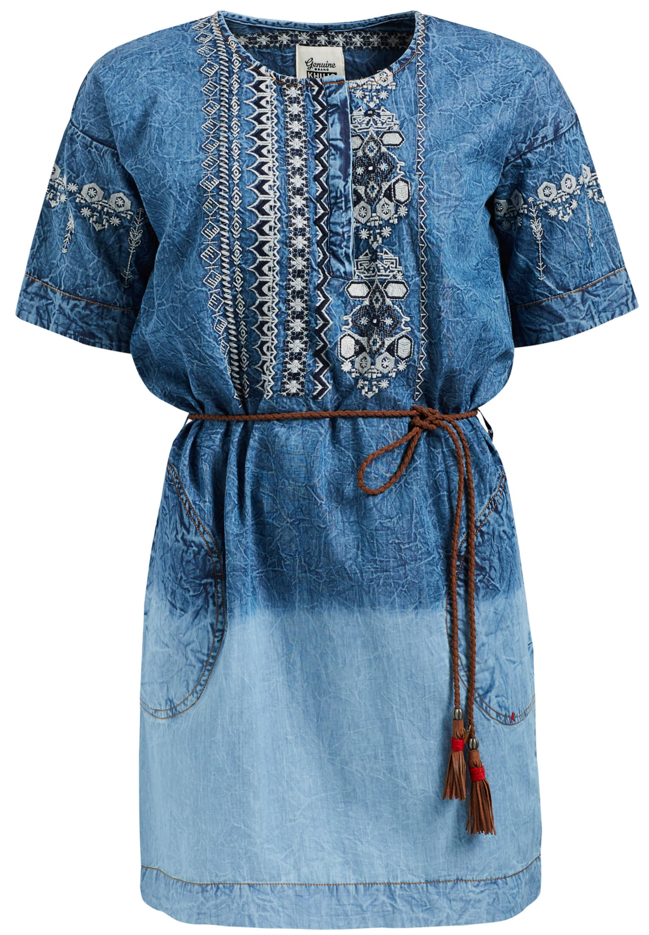 Baila In Kleid Khujo Blue ' Denim 8n0wOkNPX