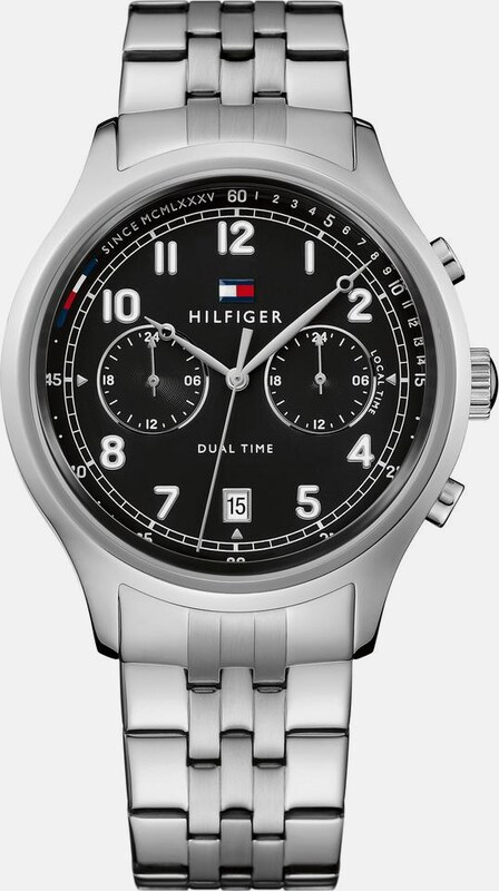 TOMMY HILFIGER Multifunktionsuhr 'Casual Sport, 1791389'