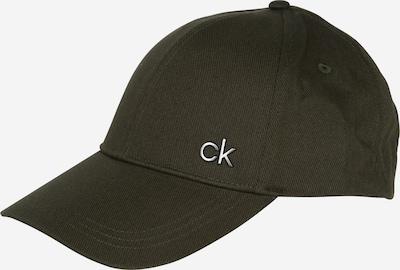 Calvin Klein Cap in oliv, Produktansicht