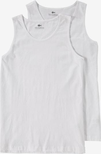 Nils Sundström Unterhemd in weiß, Produktansicht