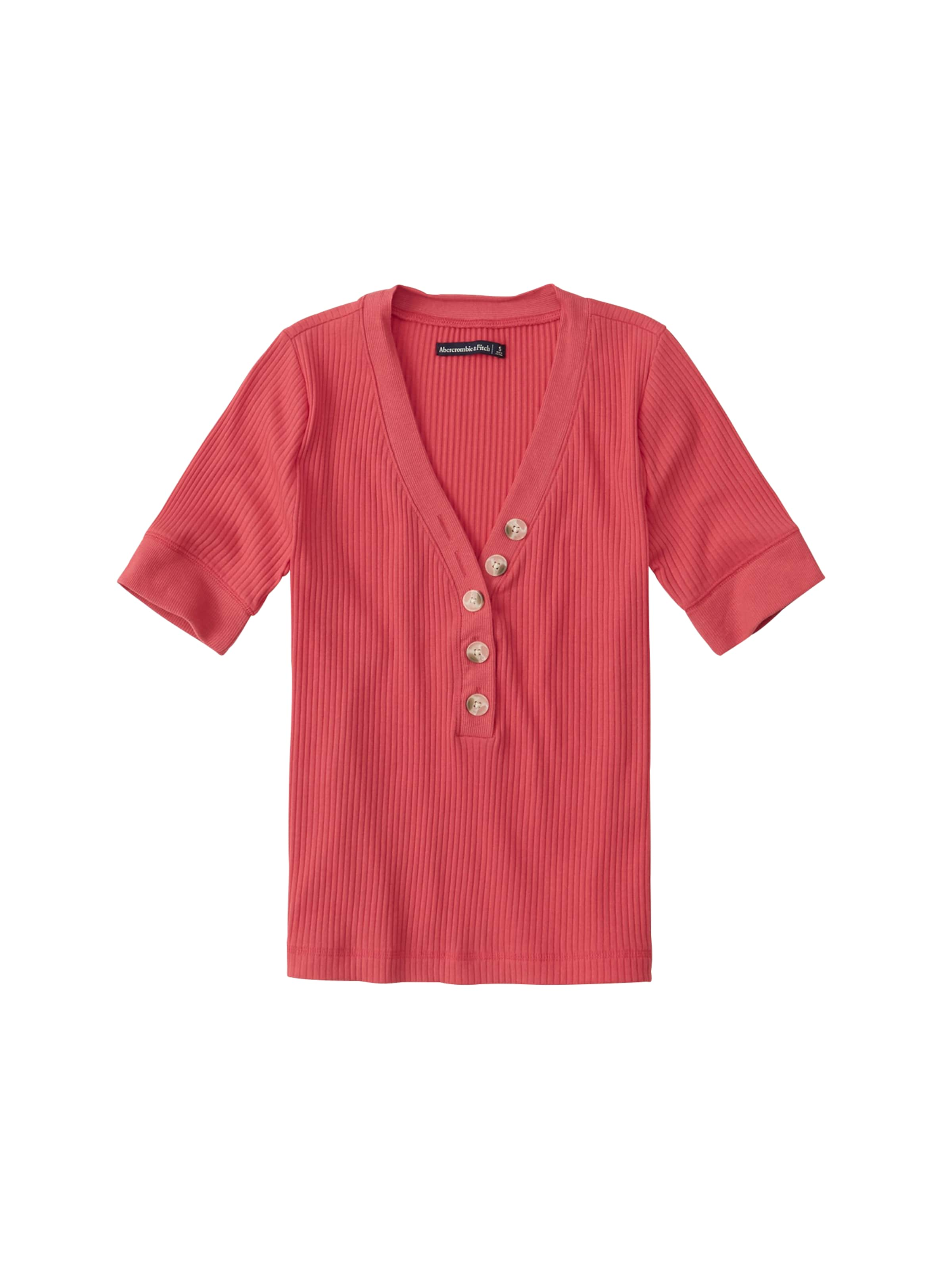 ss Fitch 'sb19 Rot Abercrombieamp; Henley' In Shirt OkXn0wP8