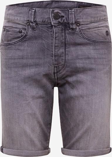Herrlicher Jeans-Shorts 'Tyler' in black denim, Produktansicht
