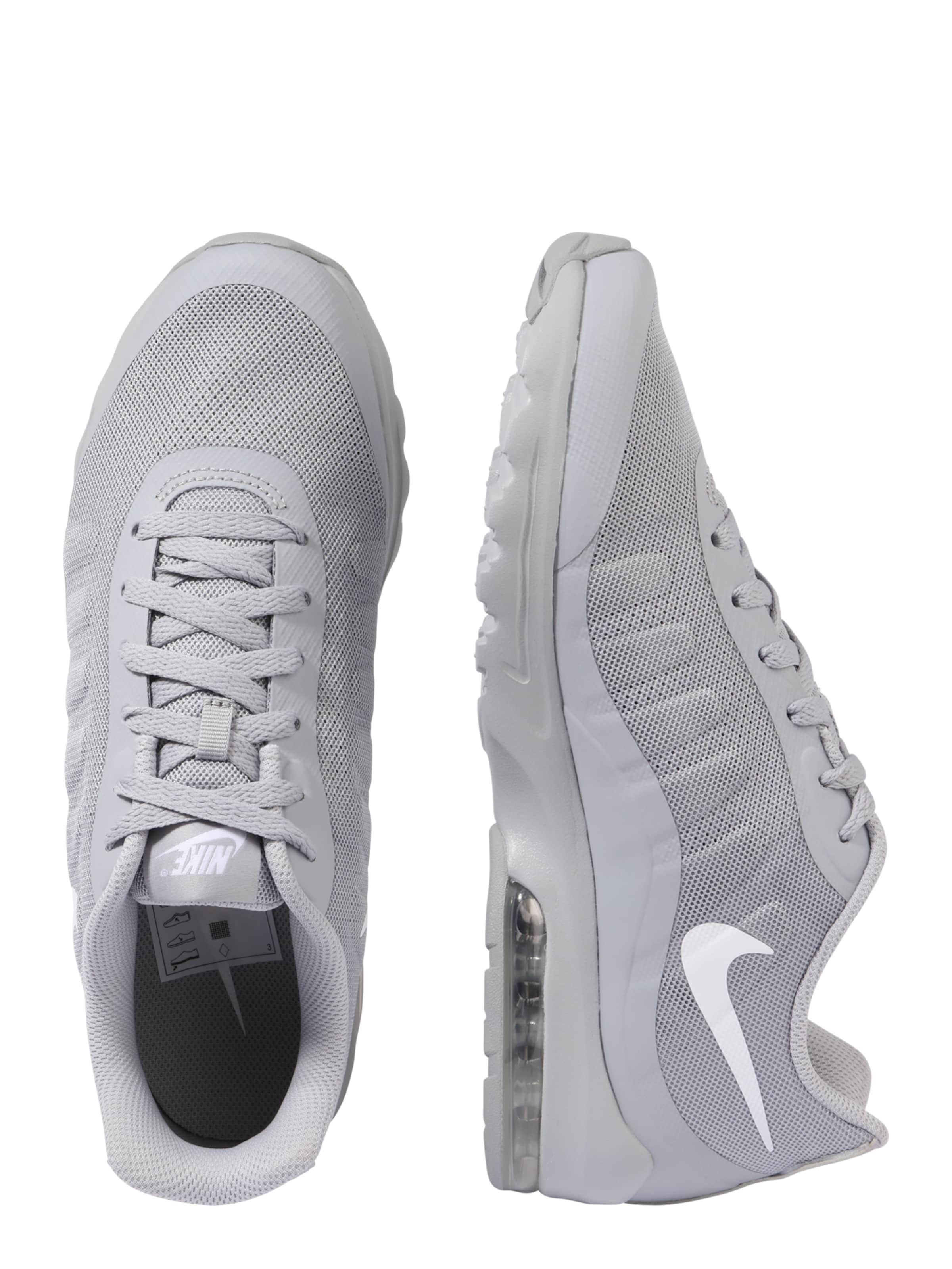 GrauWeiß Sneaker Sportswear Invigor' Max 'air Nike In XZwPkuOTi