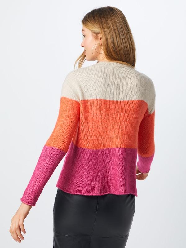 Rouge En Even Pull Stripes OrangeRose Jumper' 'colour amp;odd Block over rWeBCodx