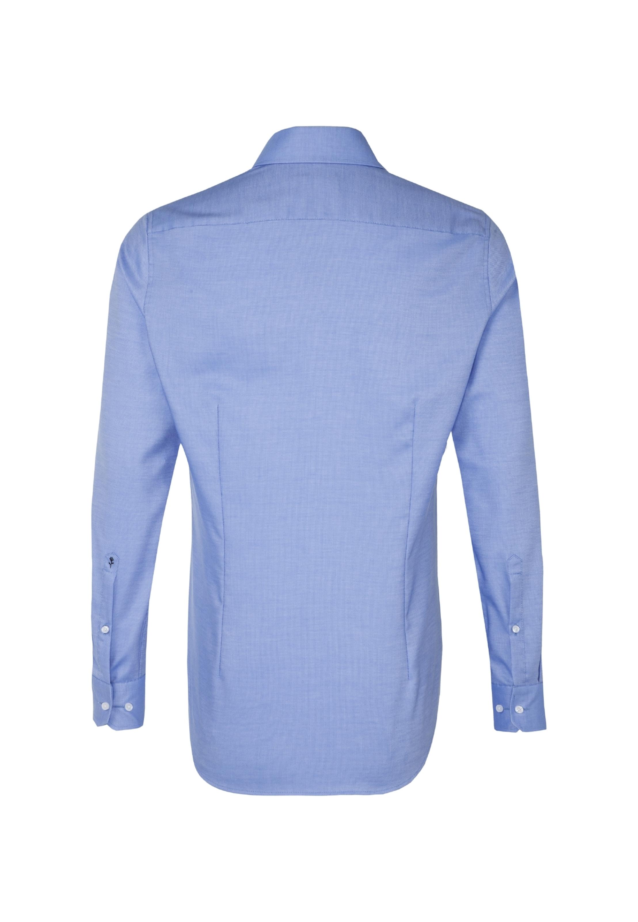 Hemd Blau Seidensticker 'x slim' In zMVpUGSq
