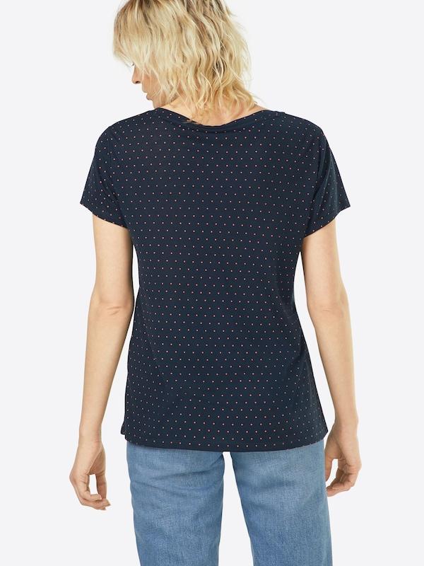 JACQUELINE de YONG Shirt 'JDYCLOUD S/S AOP V-NECK'