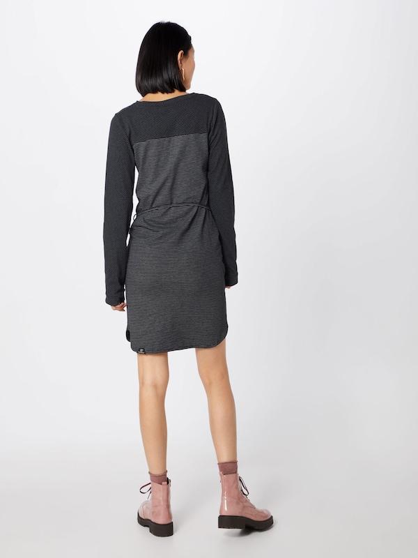 GrisNoir En Dress' 'nuggie Robe Ragwear 5LAj3R4