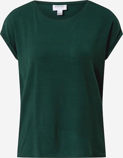 VERO MODA T-Shirt in dunkelgrün, Produktansicht
