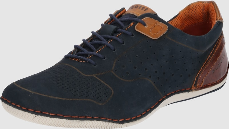 bugatti | Sneaker mit Ziernähten