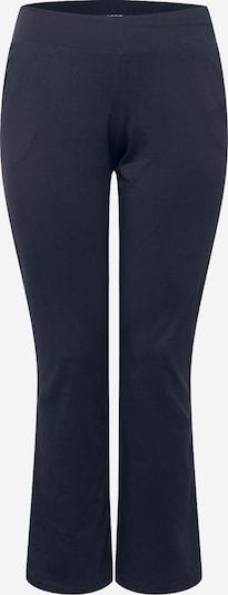 ESPRIT SPORT Pantalon de sport en bleu marine / blanc, Vue avec produit