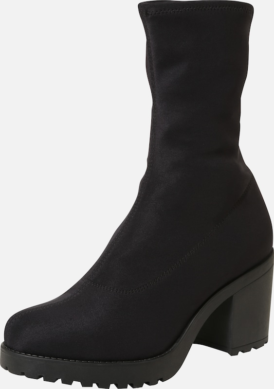 Vagabond Noir Shoemakers En 'grace' Bottines jGqSVLMUzp