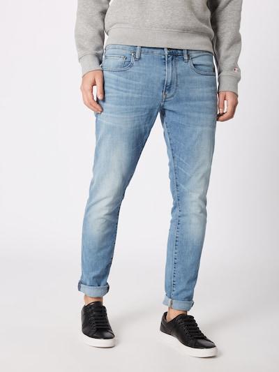 G-Star RAW Jeans 'Revend' in blue denim, Modelansicht