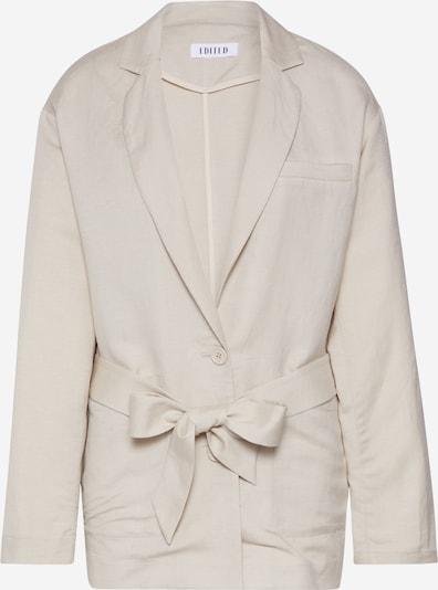 EDITED Blazer 'Inska' | off-bela barva, Prikaz izdelka
