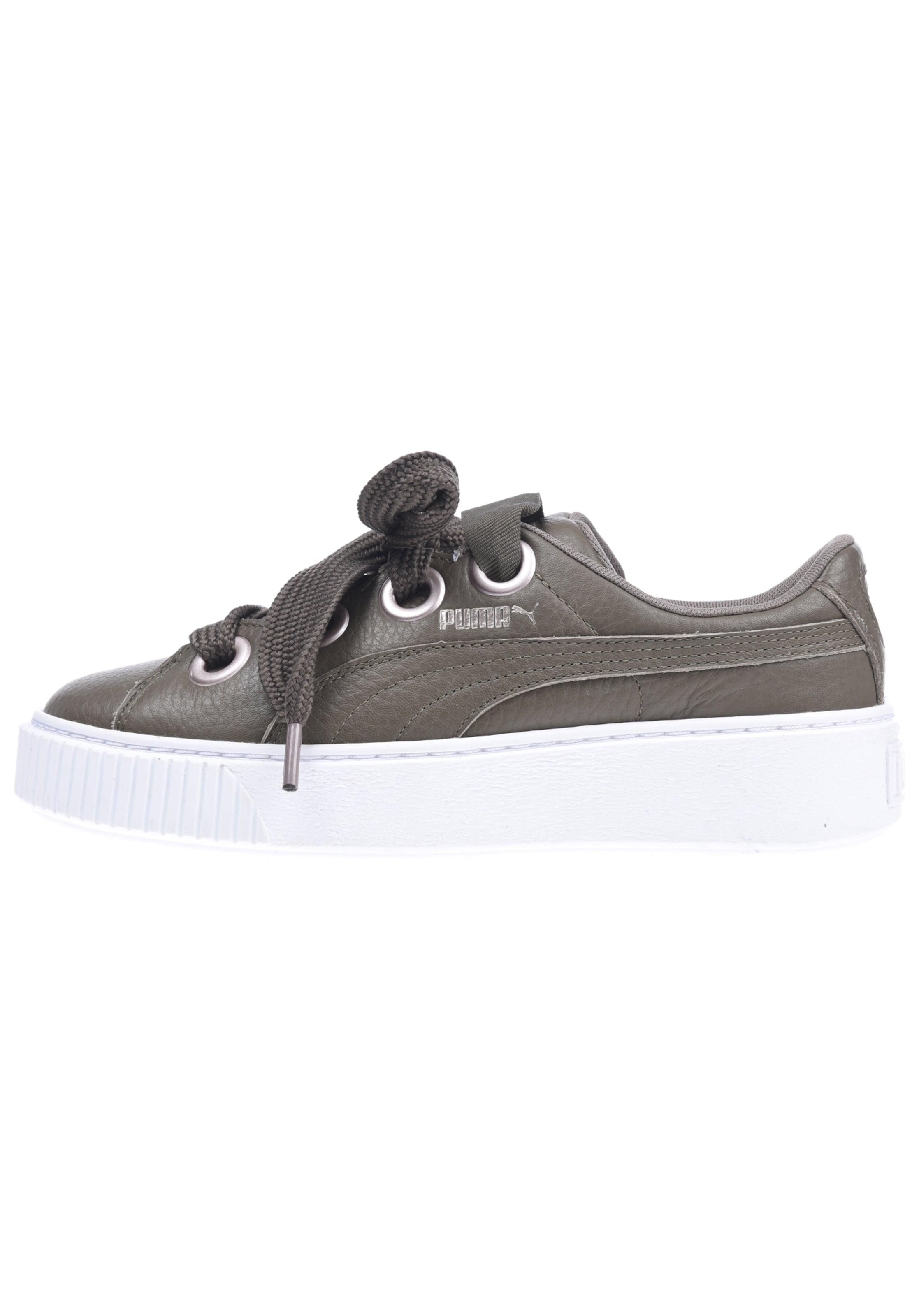 PUMA Sneaker  Platform Kiss Lea