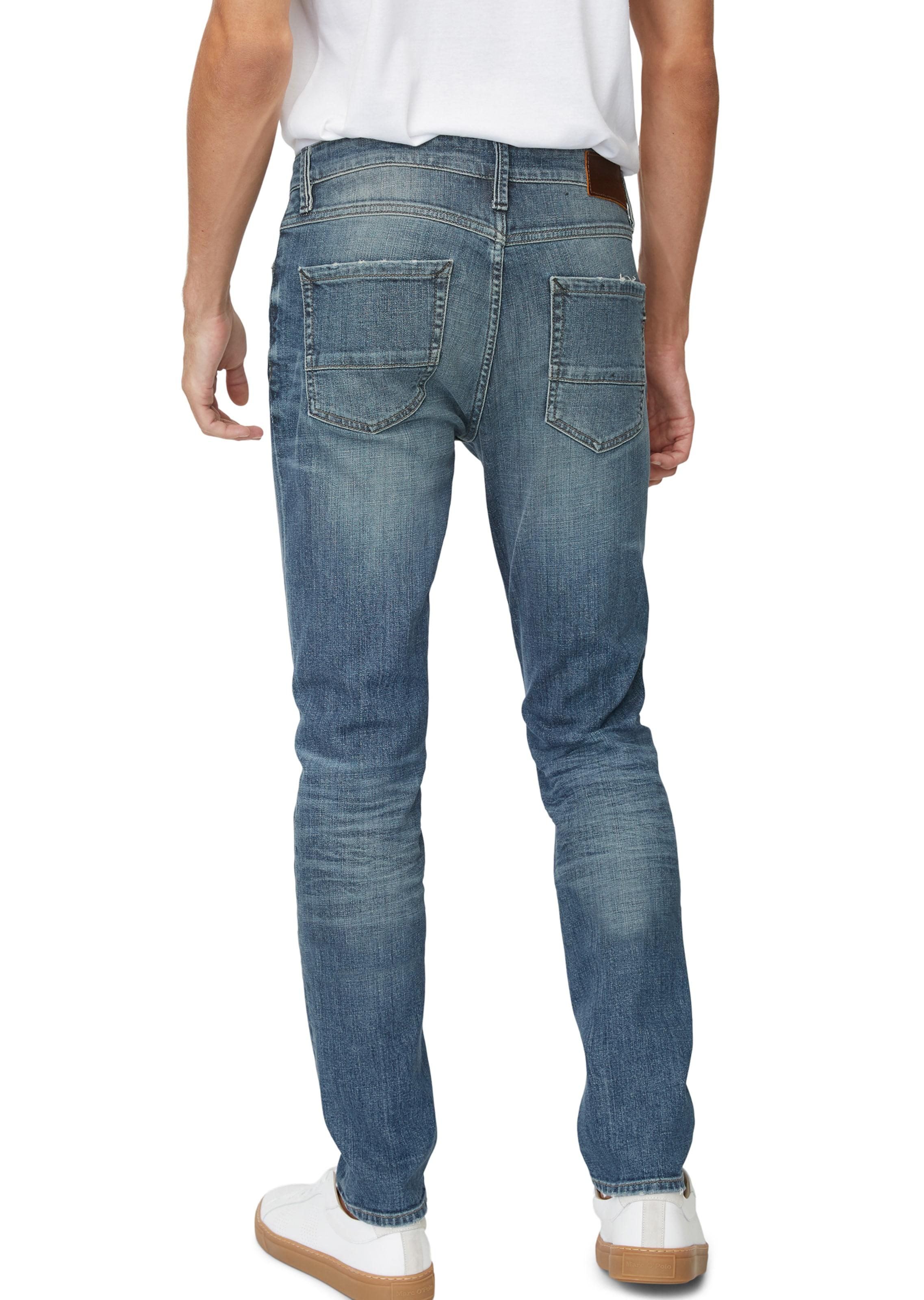Denim 'sjöbo' O'polo Blue Marc Jeans In PZikXu