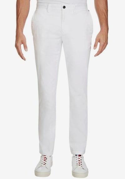 TOMMY HILFIGER Hose in weiß, Modelansicht