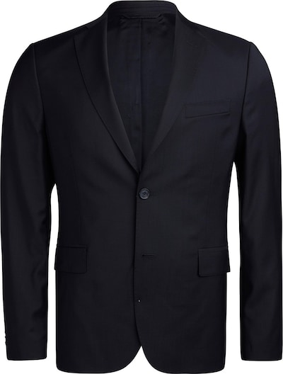 J.Lindeberg Blazer Hopper Soft Comfort Woll- in schwarz, Produktansicht