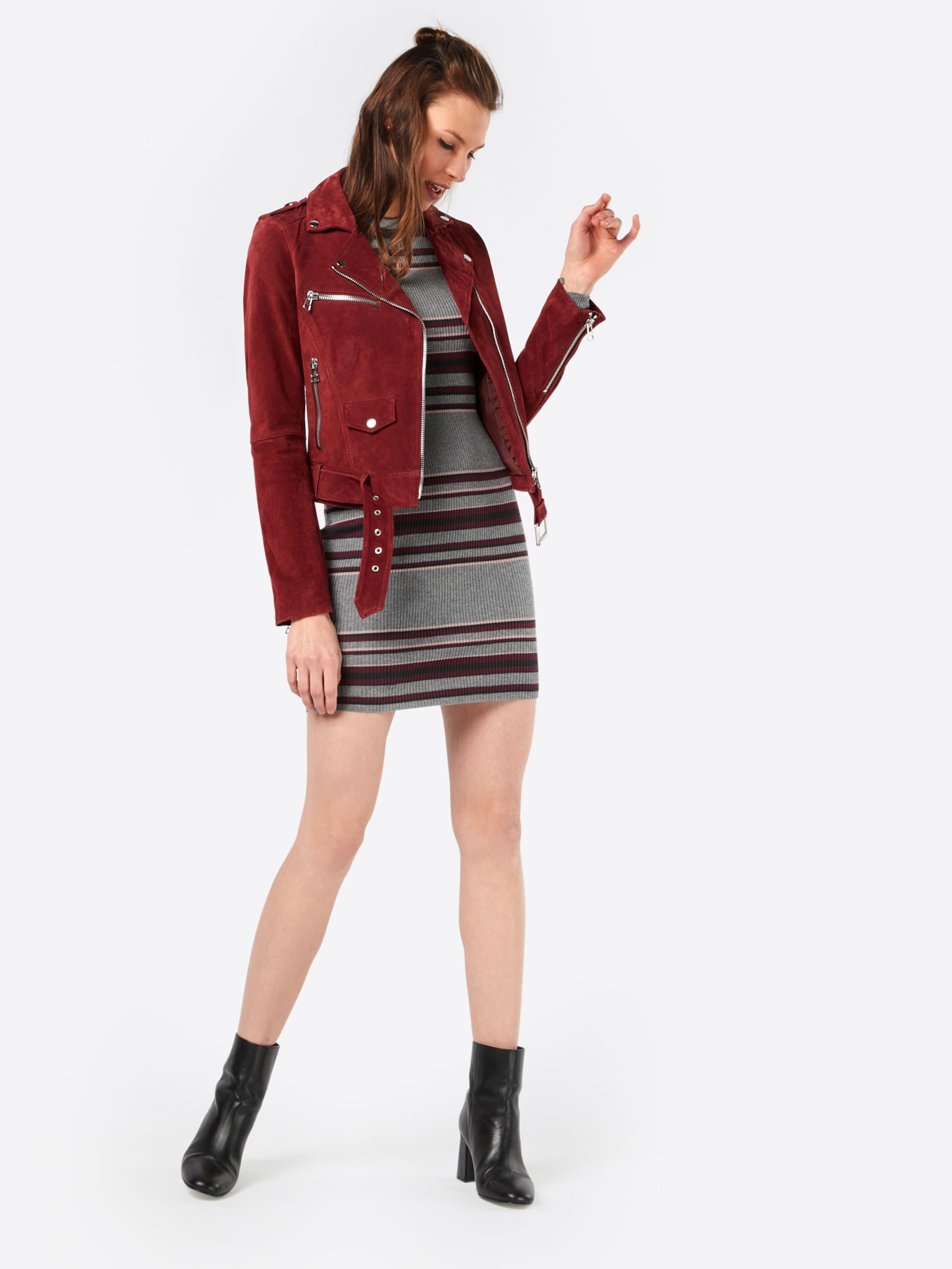 Qualität Für Freies Verschiffen Verkauf 100% Authentisch Review Pulloverkleid im Stripes-Look Ansehen Günstig Online Großer Verkauf Zum Verkauf Kostenloser Versand Zu Kaufen zxmLVXerc