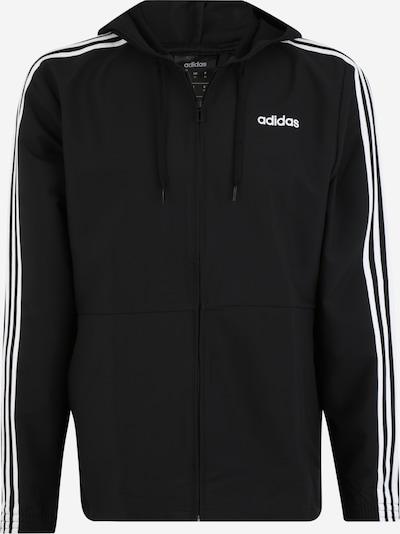 ADIDAS PERFORMANCE Sportjas 'E 3S WB WVN' in de kleur Zwart, Productweergave