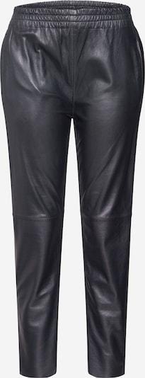 Pantaloni 'Gifter' OAKWOOD pe negru, Vizualizare produs