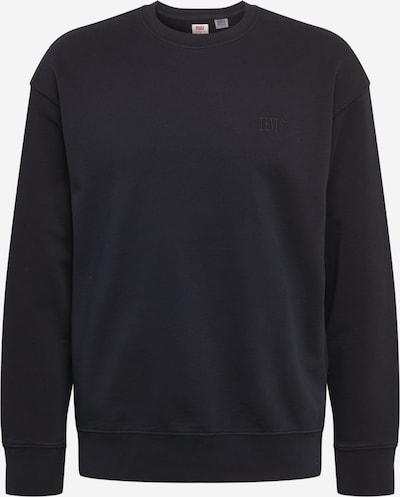 LEVI'S Sweatshirt  'AUTHENTIC' in schwarz, Produktansicht